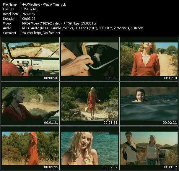 Whigfield Video Clip(VOB) vob