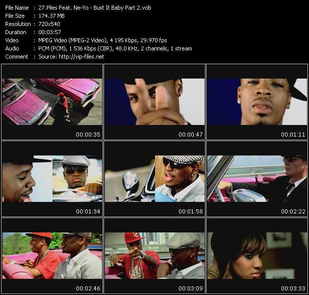 Plies Feat. Ne-Yo Video Clip(VOB) vob