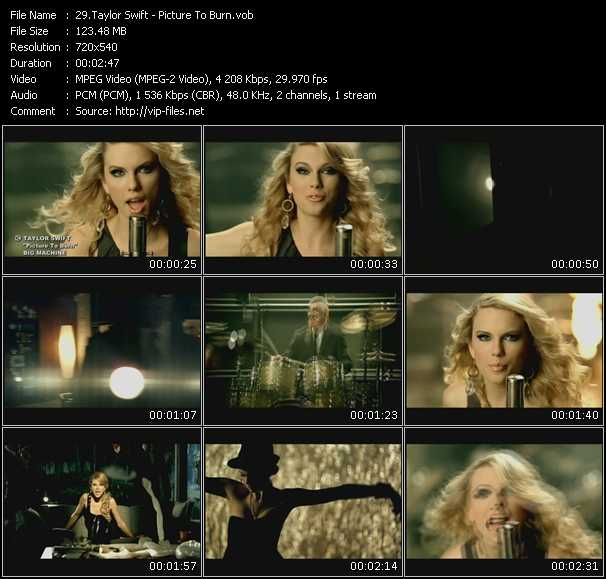 Taylor Swift Video Clip(VOB) vob