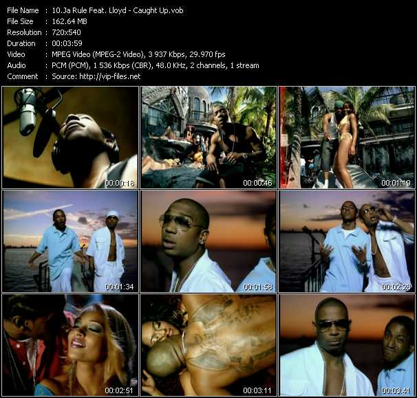Ja Rule Feat. Lloyd Video Clip(VOB) vob