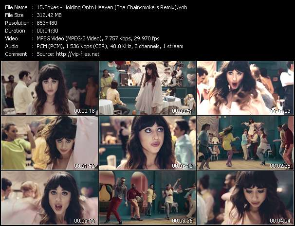 Foxes Video Clip(VOB) vob