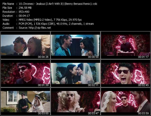 Chromeo Video Clip(VOB) vob