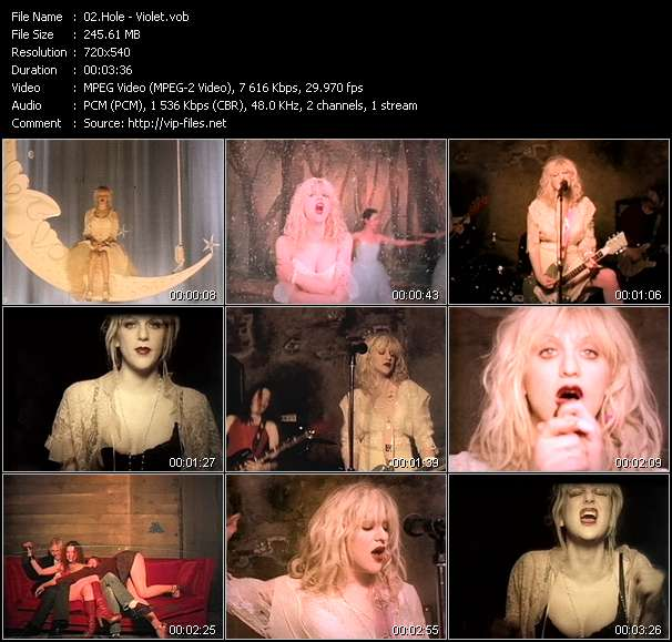 Hole Video Clip(VOB) vob