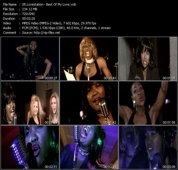Lovestation Video Clip(VOB) vob