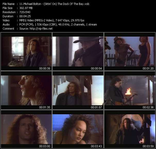 Michael Bolton Video Clip(VOB) vob