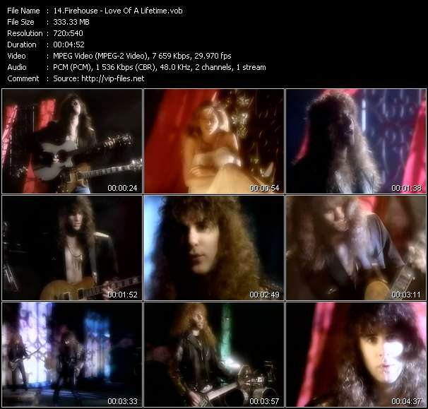 Firehouse Video Clip(VOB) vob