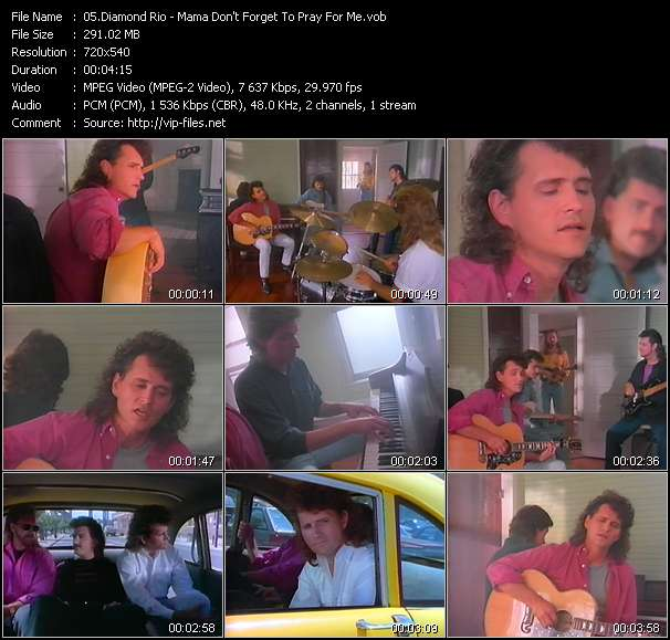 Diamond Rio Video Clip(VOB) vob