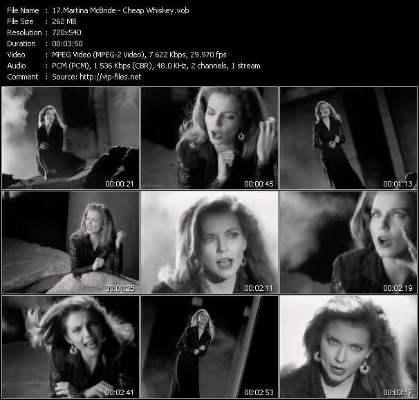 Martina McBride Video Clip(VOB) vob