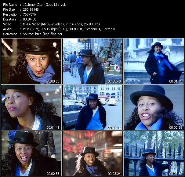 Inner City Video Clip(VOB) vob