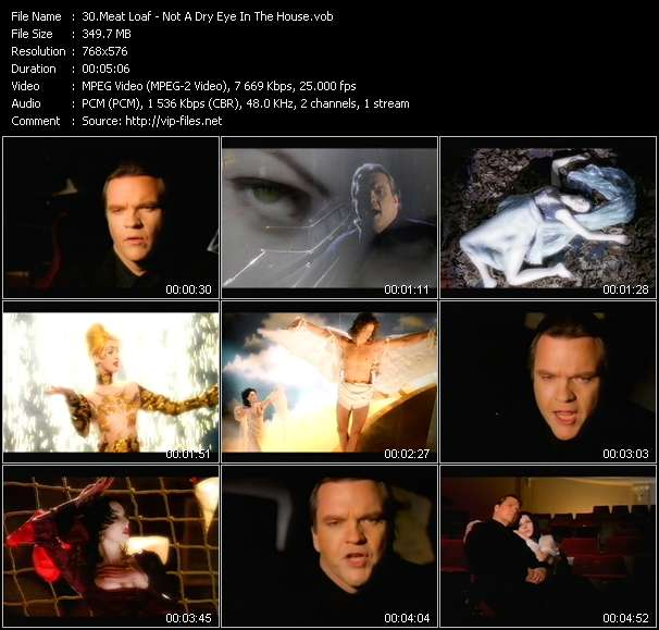Meat Loaf Video Clip(VOB) vob