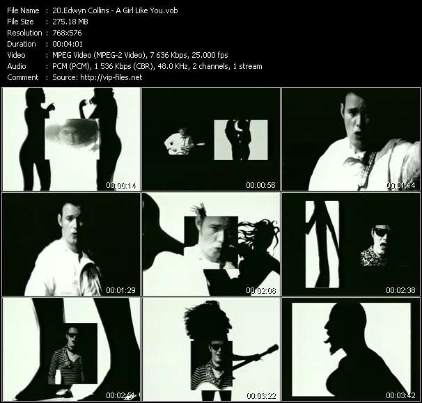 Edwyn Collins Video Clip(VOB) vob