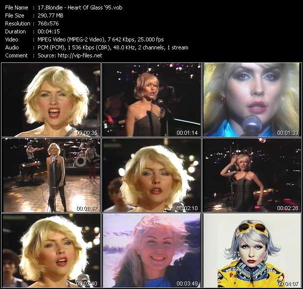 Blondie Video Clip(VOB) vob