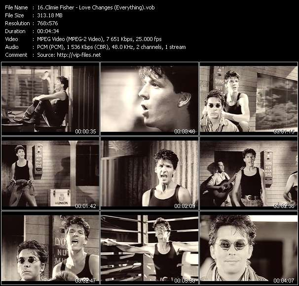 Climie Fisher Video Clip(VOB) vob