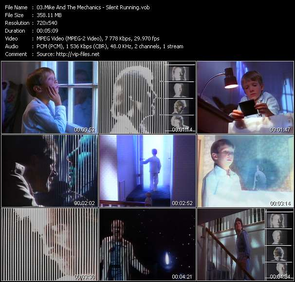 Mike And The Mechanics Video Clip(VOB) vob