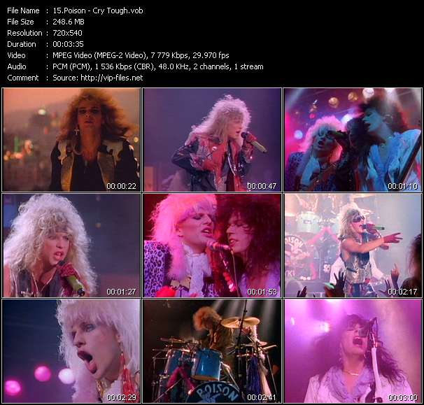 Poison Video Clip(VOB) vob