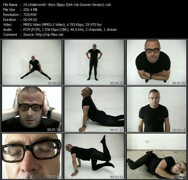 Underworld Video Clip(VOB) vob