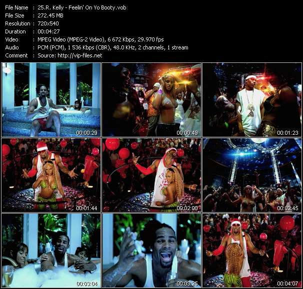 R. Kelly Video Clip(VOB) vob