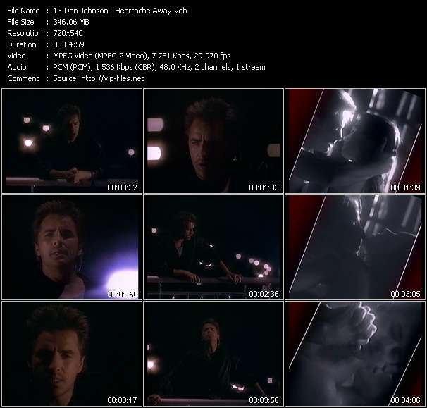 Don Johnson Video Clip(VOB) vob