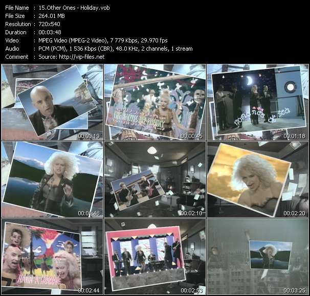 Other Ones Video Clip(VOB) vob