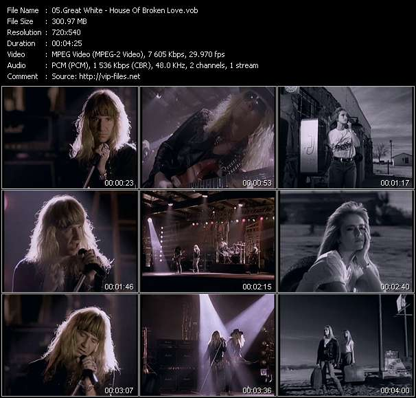 Great White Video Clip(VOB) vob