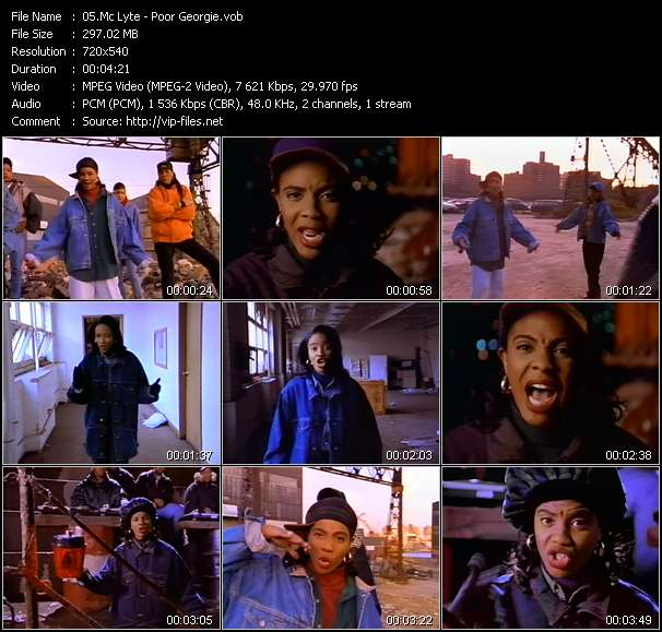 Mc Lyte Video Clip(VOB) vob