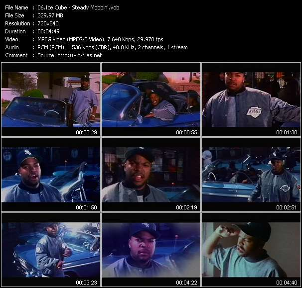 Ice Cube Video Clip(VOB) vob