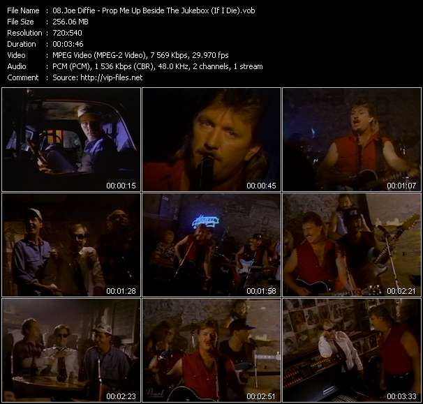 Joe Diffie Video Clip(VOB) vob