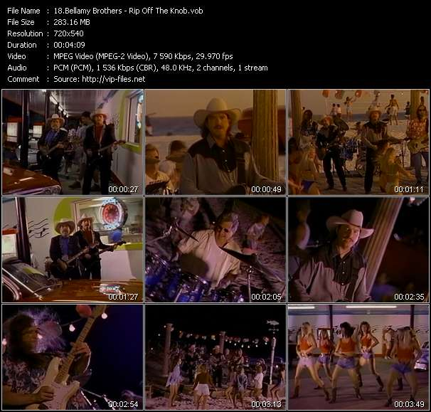 Bellamy Brothers Video Clip(VOB) vob