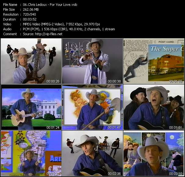 Chris Ledoux Video Clip(VOB) vob