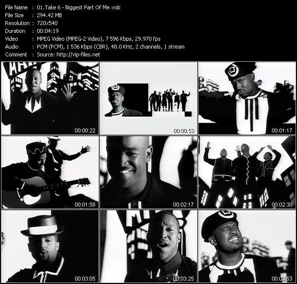 Take 6 Video Clip(VOB) vob