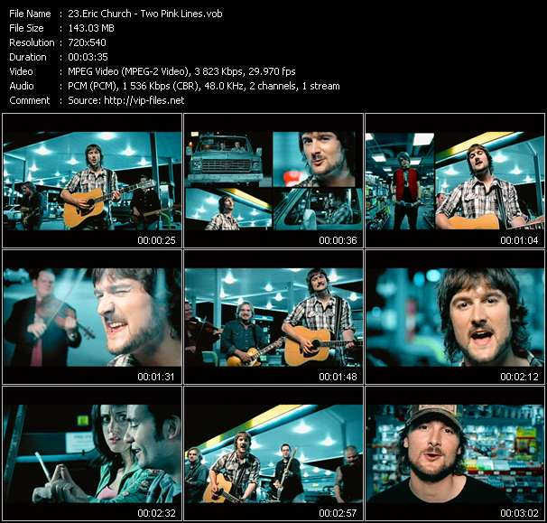Eric Church Video Clip(VOB) vob
