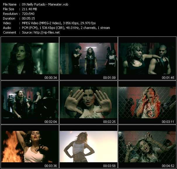 Nelly Furtado Video Clip(VOB) vob
