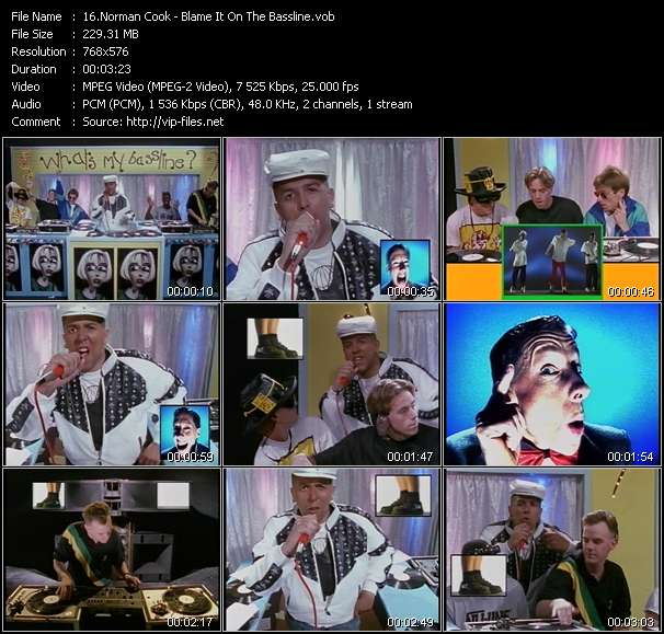 Norman Cook Video Clip(VOB) vob