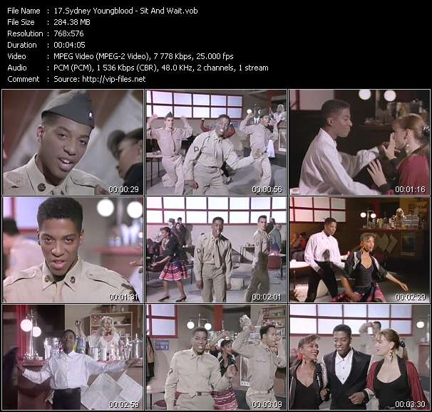 Sydney Youngblood Video Clip(VOB) vob