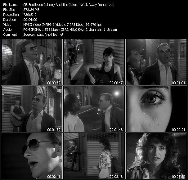 Southside Johnny And The Jukes Video Clip(VOB) vob