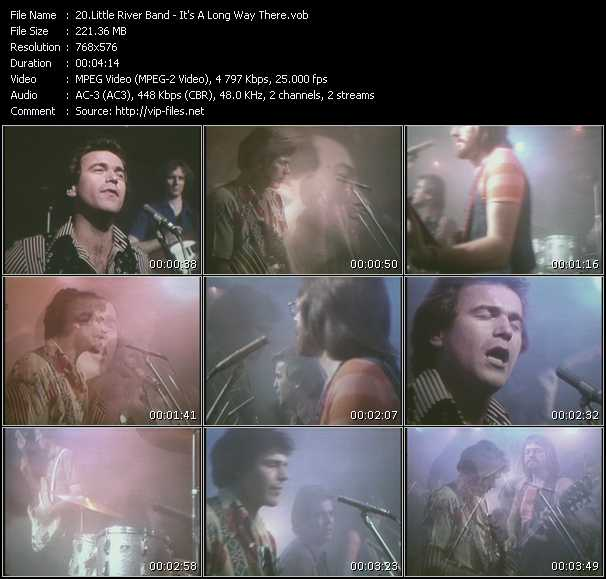 Little River Band Video Clip(VOB) vob