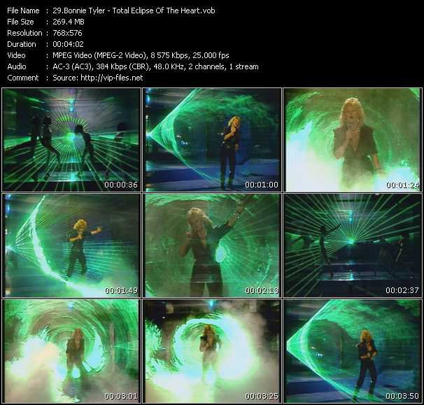 Bonnie Tyler Video Clip(VOB) vob