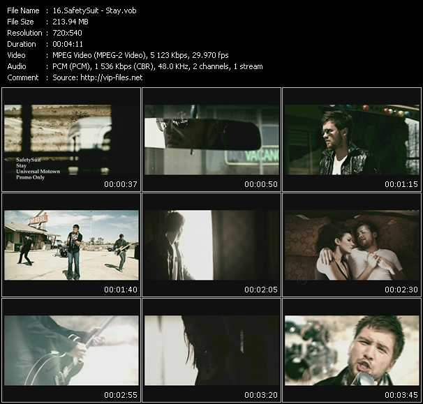 SafetySuit Video Clip(VOB) vob
