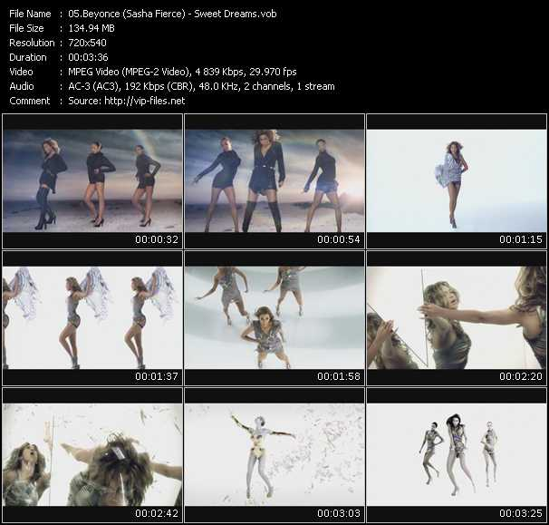 Beyonce (Sasha Fierce) Video Clip(VOB) vob