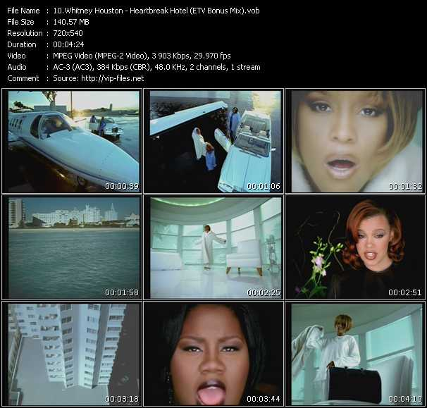 Whitney Houston Video Clip(VOB) vob