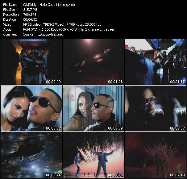 P. Diddy (Puff Daddy) Video Clip(VOB) vob