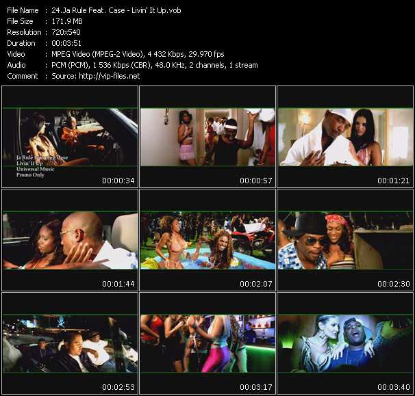 Ja Rule Feat. Case Video Clip(VOB) vob
