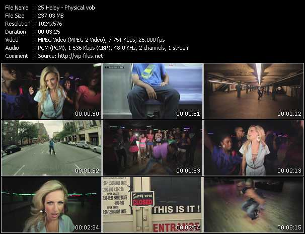 Haley Video Clip(VOB) vob