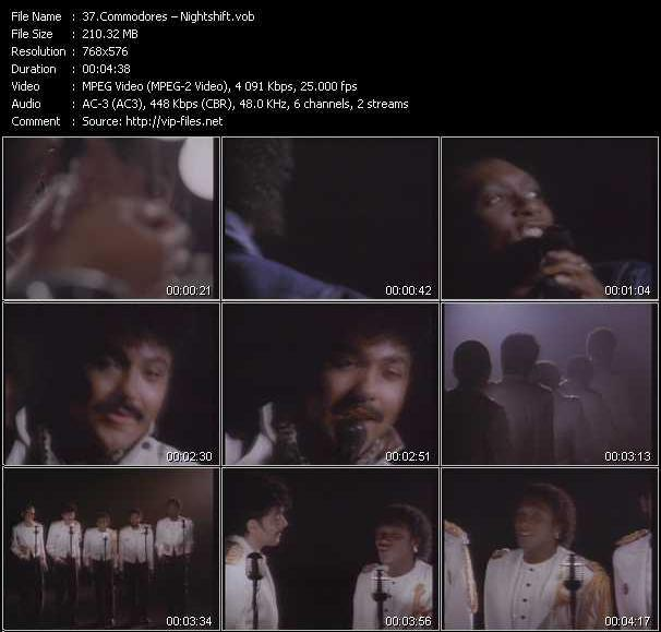 Commodores Video Clip(VOB) vob