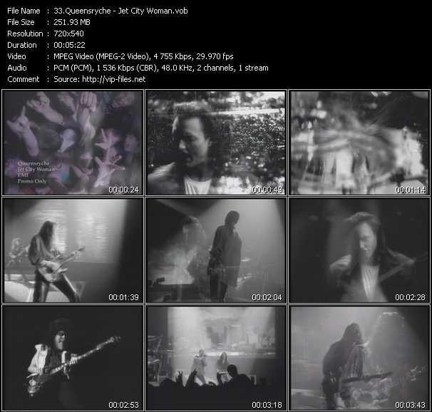 Queensryche Video Clip(VOB) vob