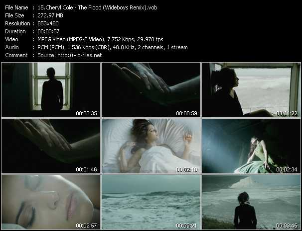 Cheryl Cole Video Clip(VOB) vob
