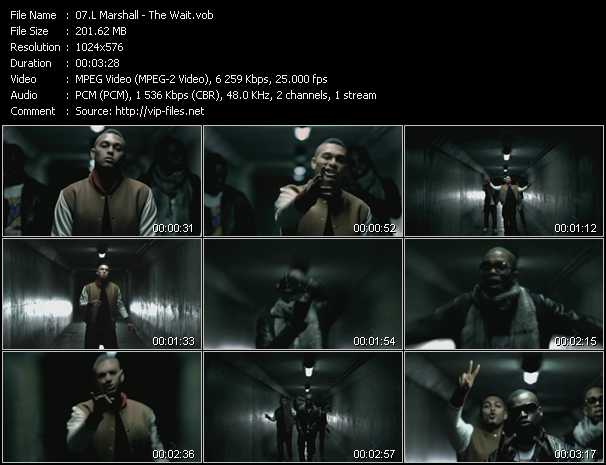 L Marshall Video Clip(VOB) vob