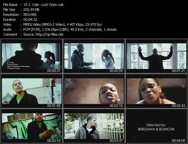 J. Cole Video Clip(VOB) vob