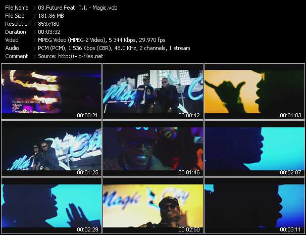 Future Feat. T.I. Video Clip(VOB) vob