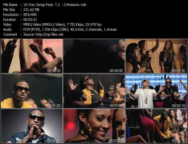 Trey Songz Feat. T.I. Video Clip(VOB) vob